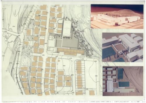 CEIP ALS PALLARESOS ELS PALLARESOS, BARCELONA 1999 GENERALITAT DE CATALUNYA, GISA