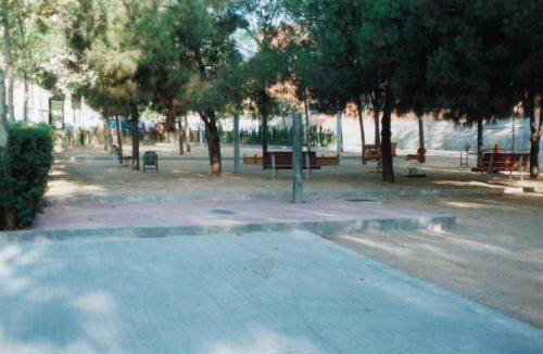 PARC 1 DE MAIG/ RIPOLLET, BARCELONA 1999/ AJUNTAMENT DE BARCELONA