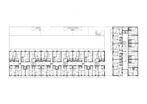 64 habitatges jumberca planta